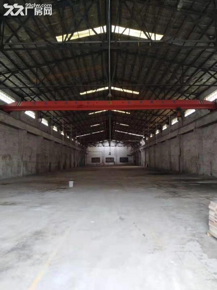 板芙镇厂房出租,可做小污染,滴水7米,带天车,交通便利-图(3)
