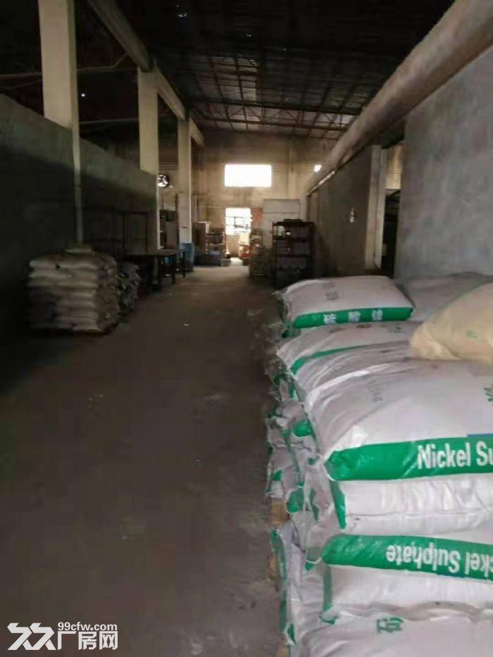蓬江区杜阮工业区单一层厂房2200方出租带生产设备适合五金-图(1)