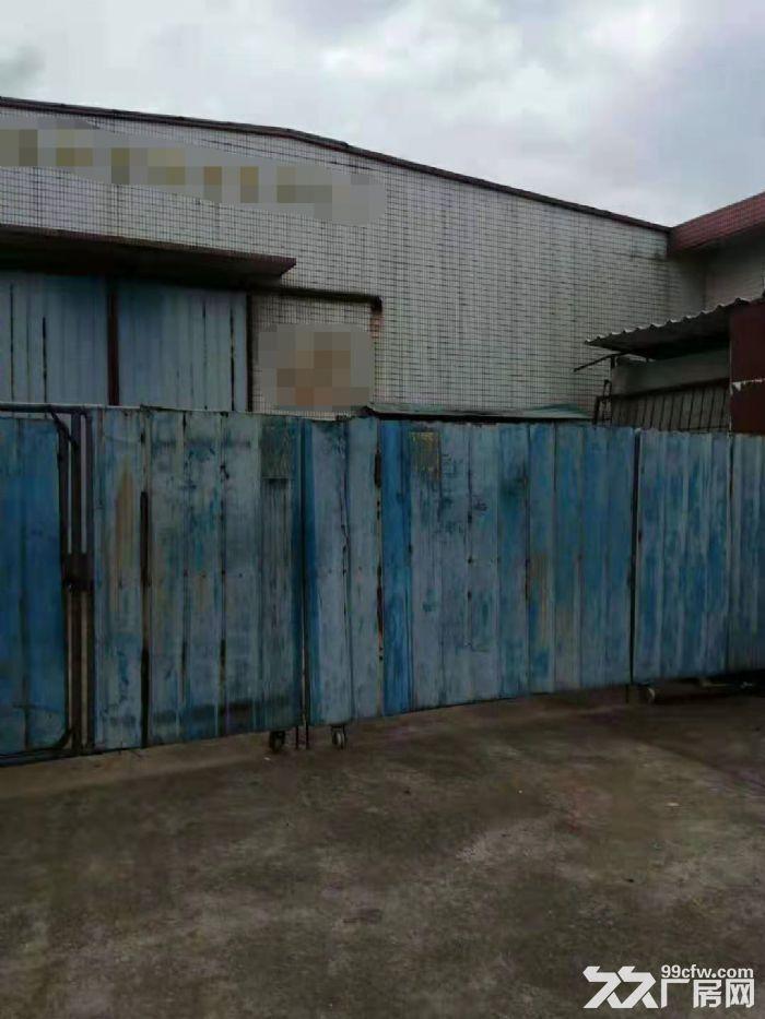 蓬江区杜阮工业区单一层厂房2200方出租带生产设备适合五金-图(3)