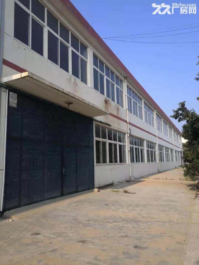 海阳辛安工业园厂房整栋出租2500平米-图(1)