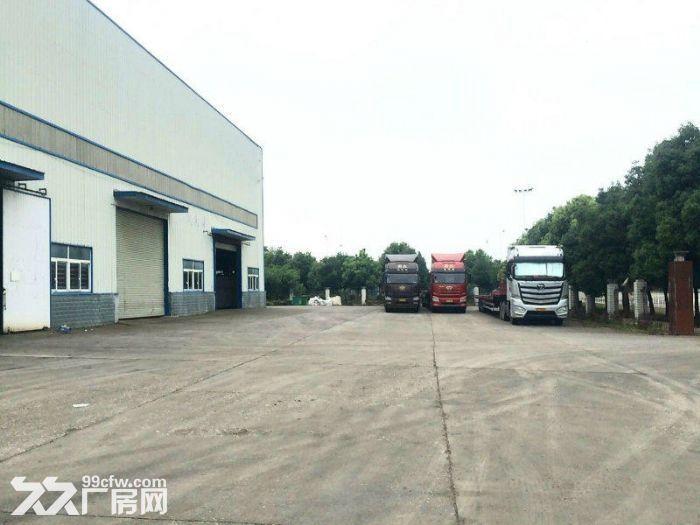 出售!常福23亩11000平米独门独院钢构厂房位置优越-图(1)