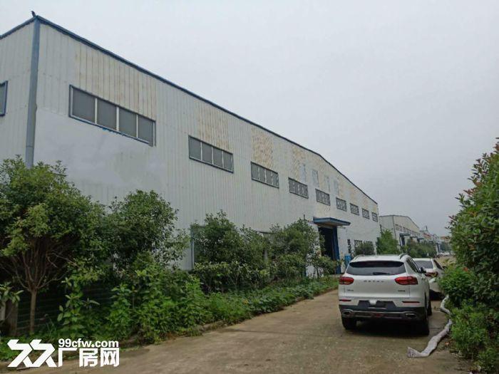 孝感20亩土地附6258㎡钢构厂房出售,证件齐全,价格优惠-图(1)