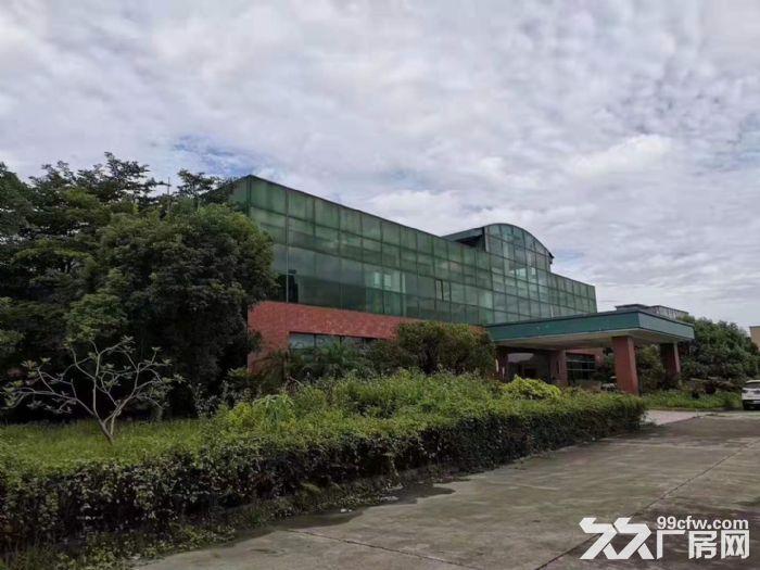 惠州市惠东《红本》6万平方钢结构厂房出租可分租有环评-图(1)