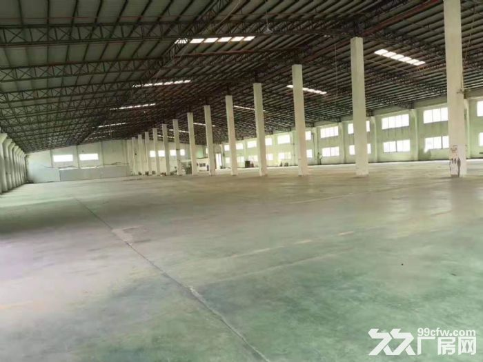 惠州市惠东《红本》6万平方钢结构厂房出租可分租有环评-图(3)