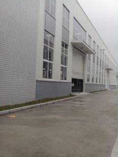 巷北工业区标准钢构出租-图(1)
