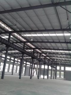 巷北工业区标准钢构出租-图(2)