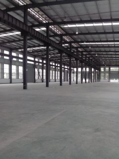 巷北工业区标准钢构出租-图(3)