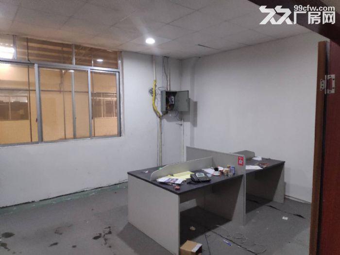 江海高新工业区单一层厂房1850方出租电按需有办公室可分租-图(2)