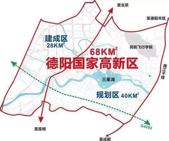 青白江工业园区、广汉高新区土地厂房资源分割-图(1)