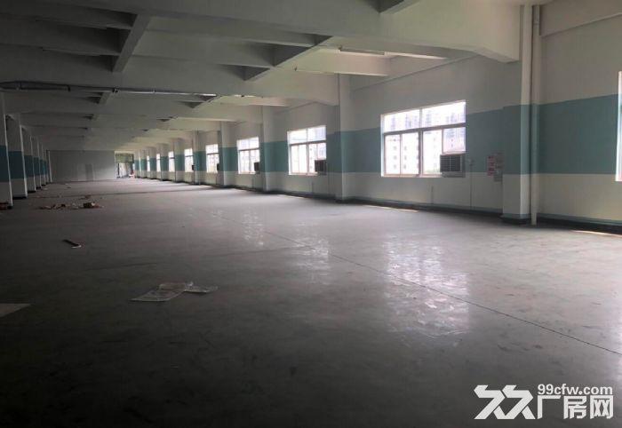 古三工业区区附近楼上标准1500方厂房,可分租-图(2)