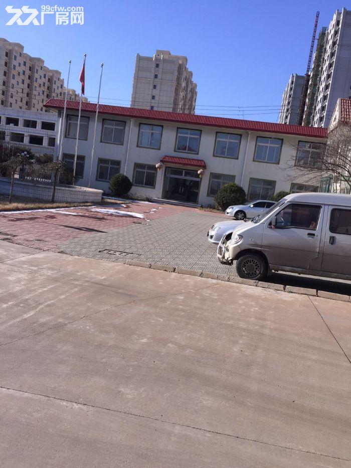 急出租:抚宁富强路2000平独立厂房,轻钢结构厂房-图(4)