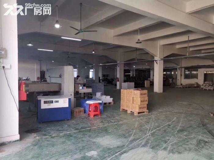 主干道边清溪镇谢坑独门独院厂房出租3240平方电量大可分租-图(2)