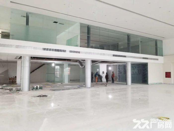 浦东临街厂房2000平,6000平适合汽车4S珠宝展示展厅等-图(1)