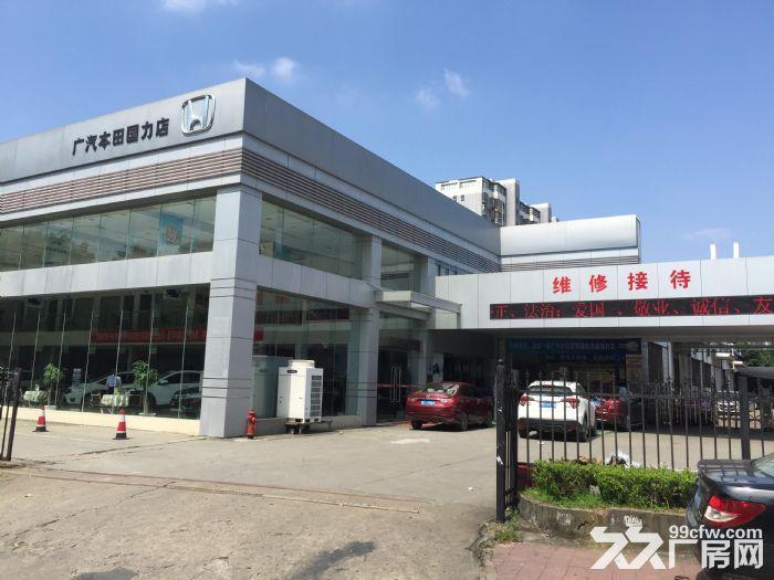 浦东临街厂房2000平,6000平适合汽车4S珠宝展示展厅等-图(2)