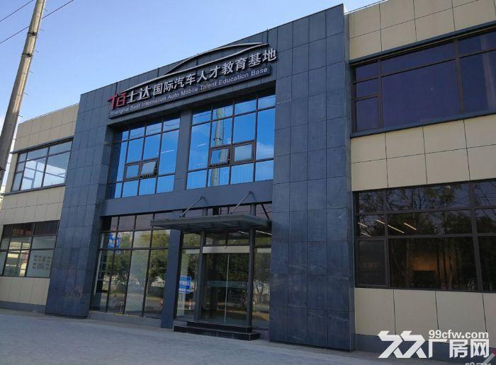 浦东临街厂房2000平,6000平适合汽车4S珠宝展示展厅等-图(7)