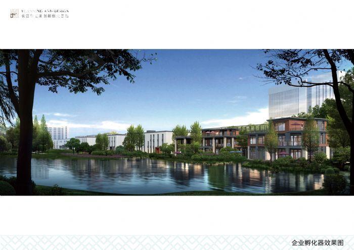 光谷高新大道延长线特大型园区共计6468亩-图(2)
