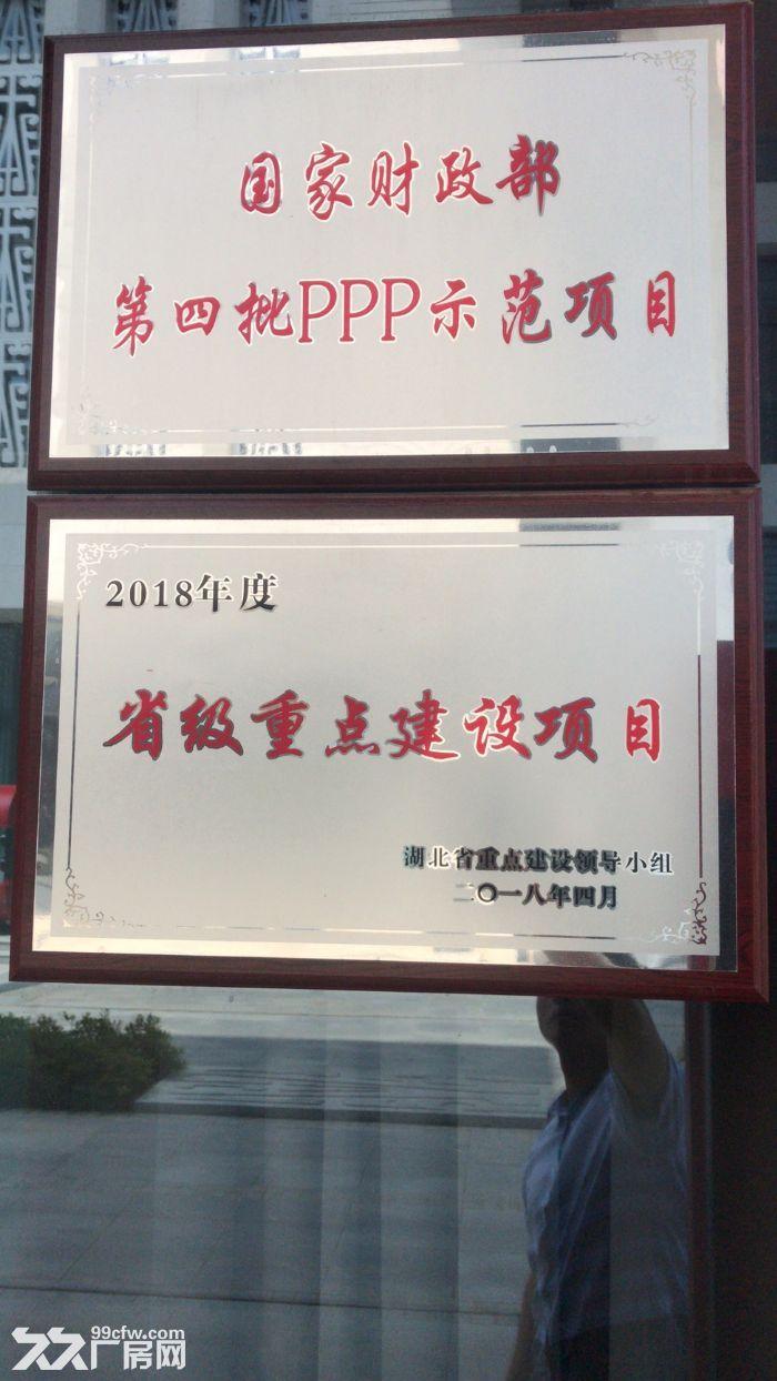 光谷高新大道延长线特大型园区共计6468亩-图(7)