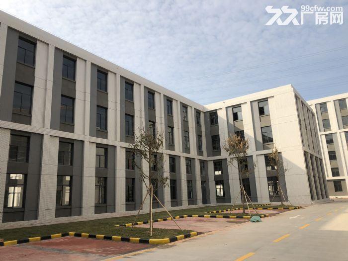 广州周边−低首付50年产权标准化厂房出售,可按揭-图(4)