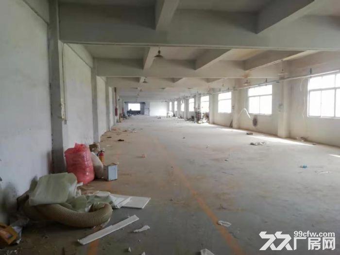 好招工凤岗浸校塘楼上900平方现成水电厂房出租有电梯-图(1)
