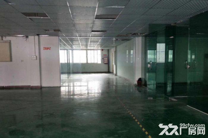 古二工业区原房东厂房三楼带装修1000平米-图(1)