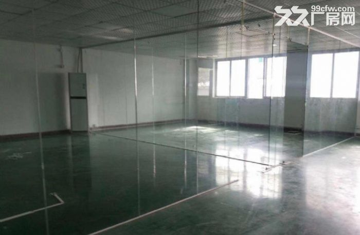 古二工业区原房东厂房三楼带装修1000平米-图(2)