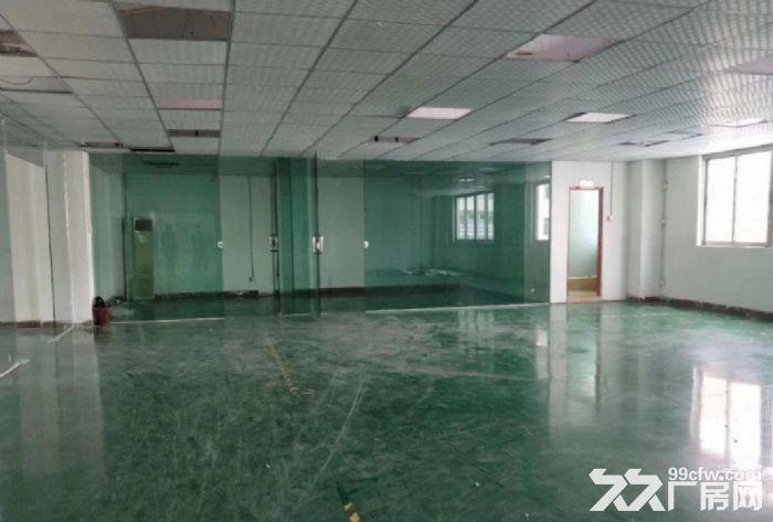 古二工业区原房东厂房三楼带装修1000平米-图(3)