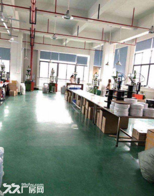 古镇同益工业区二楼原房东带红本800方厂房-图(1)