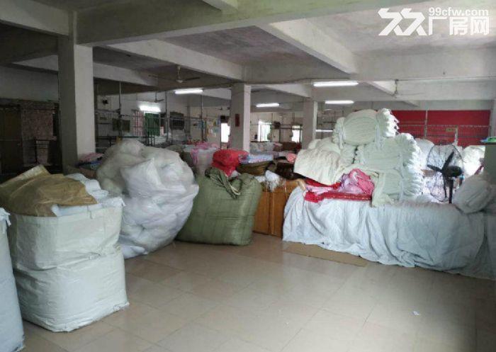 新茂工业区附近楼上精装修1200方原房东厂出租-图(3)