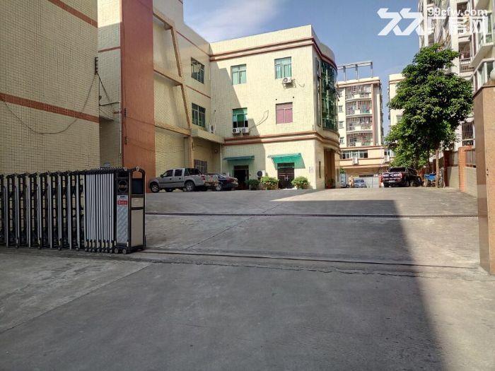 凤岗近东深二线正规重工业带装修厂房出租楼上1350平近深圳-图(3)