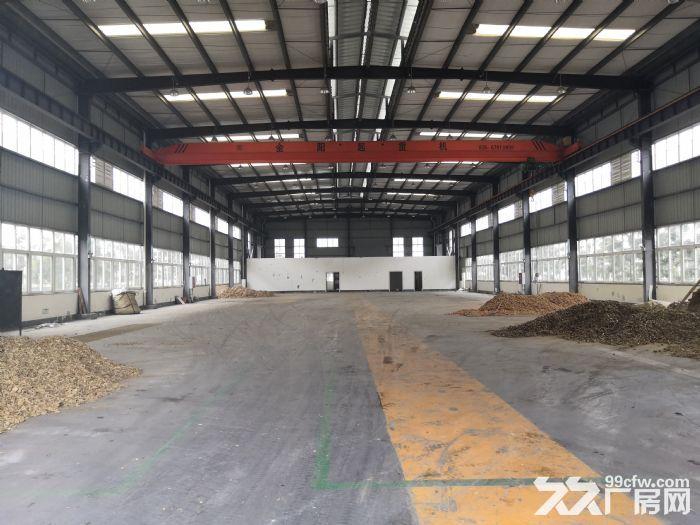 西航港工业园3000平米独栋,带行车,带地坪-图(1)