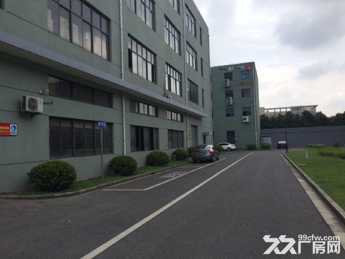 松江厂房出租−松江新桥电子科园新推出大平层厂房1350平可生产环评,价格优惠-图(7)