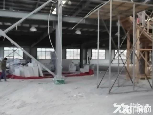 新桥新出3000平原房东厂房有行车-图(1)