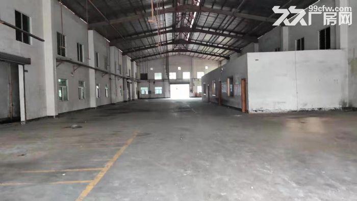 凤岗沙岭车站附近独院钢构7500平米8米高适合各种行业-图(3)