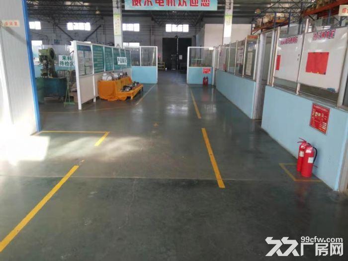 桓台泰山路厂房出租进出车方便-图(1)