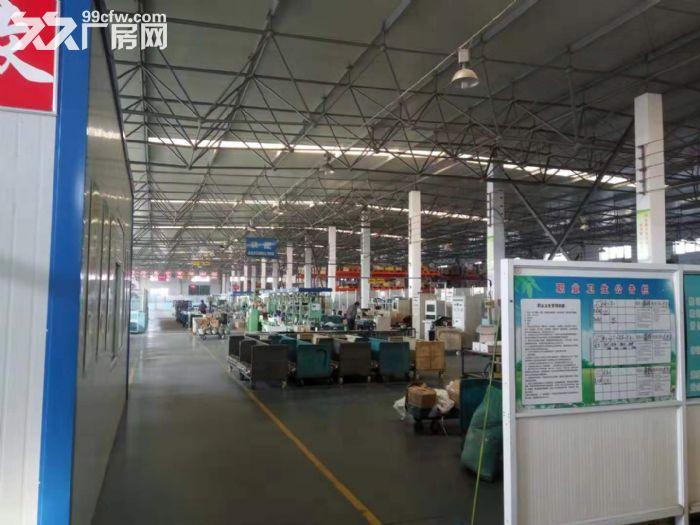 桓台泰山路厂房出租进出车方便-图(4)