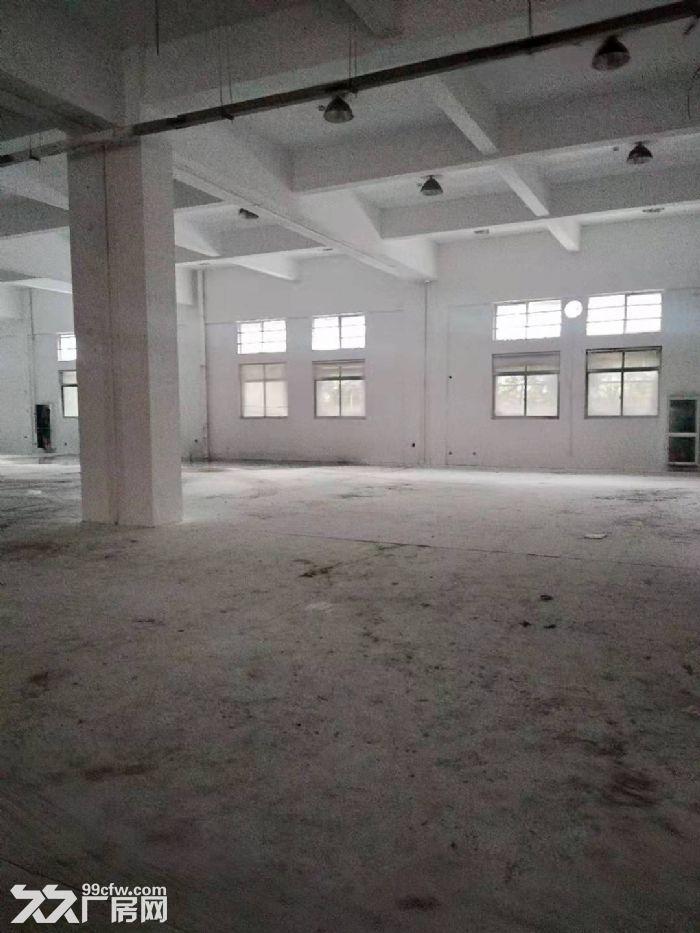 康桥工业园一楼4000方厂房出租可以分割层高7米大车进出方便-图(2)