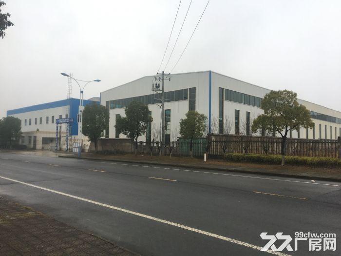 紧邻南京10公里省级开发区厂房便宜出租可分割-图(2)