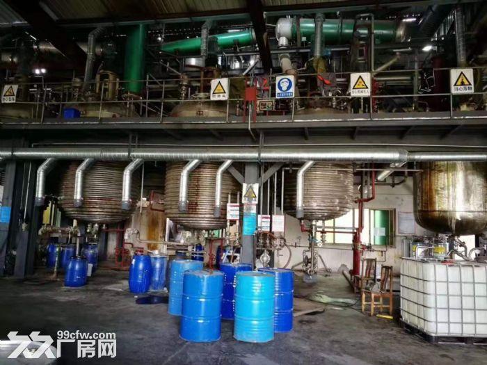 反应釜厂房出租树脂合成加工厂房证件齐全-图(1)