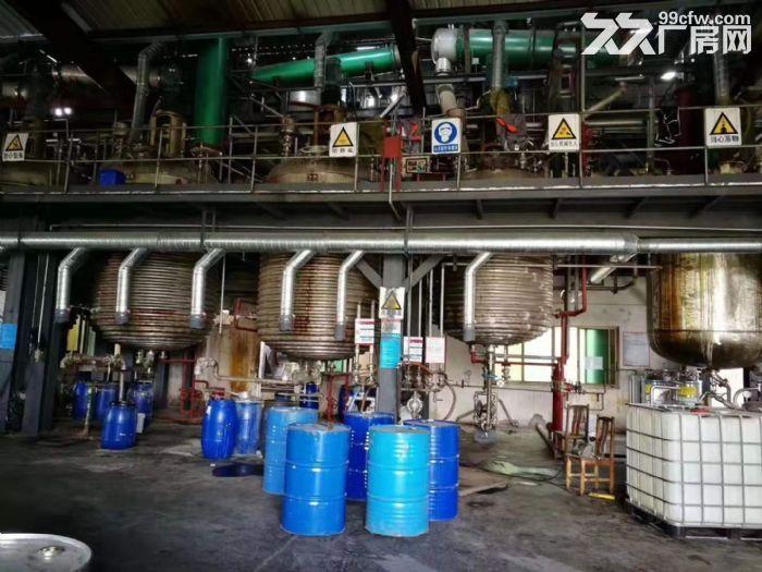 树脂乳液合成厂房出租反应釜出租证件齐全-图(1)