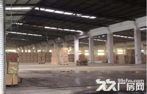 东升坦背国道旁单一层厂房25000方电大空地大-图(3)