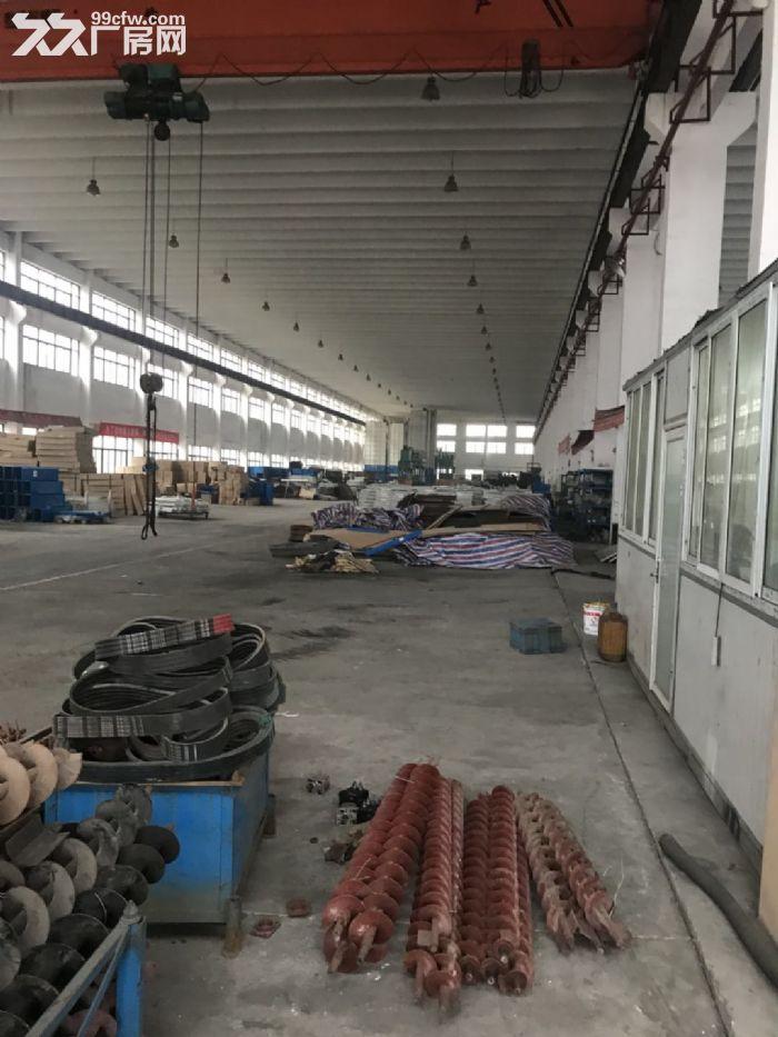 厂房地方环境好面积大车辆出入方便-图(1)