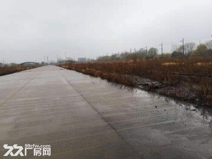 宝山月浦盛桥附近有120亩场地出租-图(1)