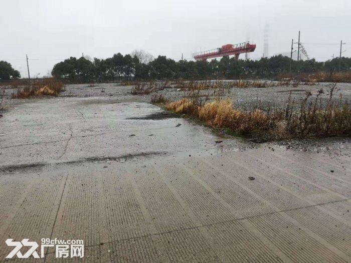 宝山月浦盛桥附近有120亩场地出租-图(3)