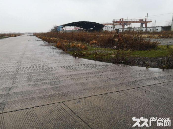 宝山月浦盛桥附近有120亩场地出租-图(6)