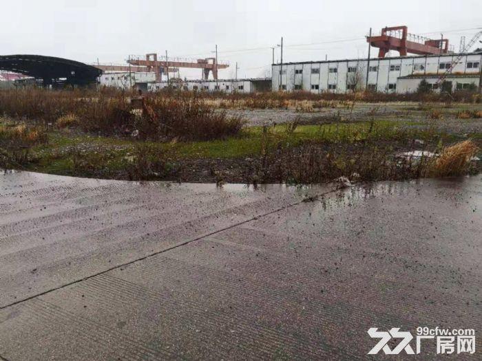 宝山月浦盛桥附近有120亩场地出租-图(5)