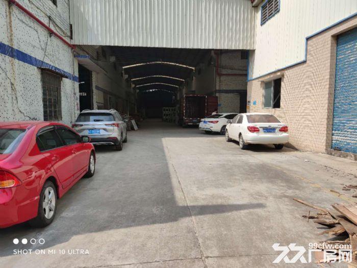 佛山市罗村务庄工业区4100平方带牛腿厂房出租-图(1)