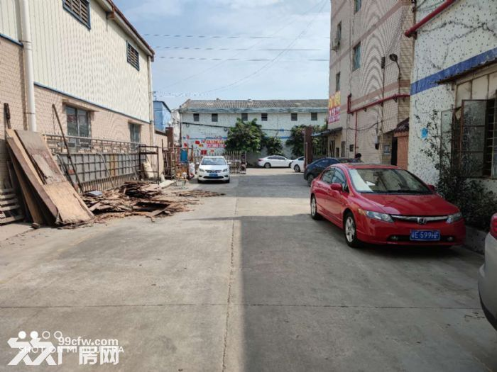 佛山市罗村务庄工业区4100平方带牛腿厂房出租-图(2)