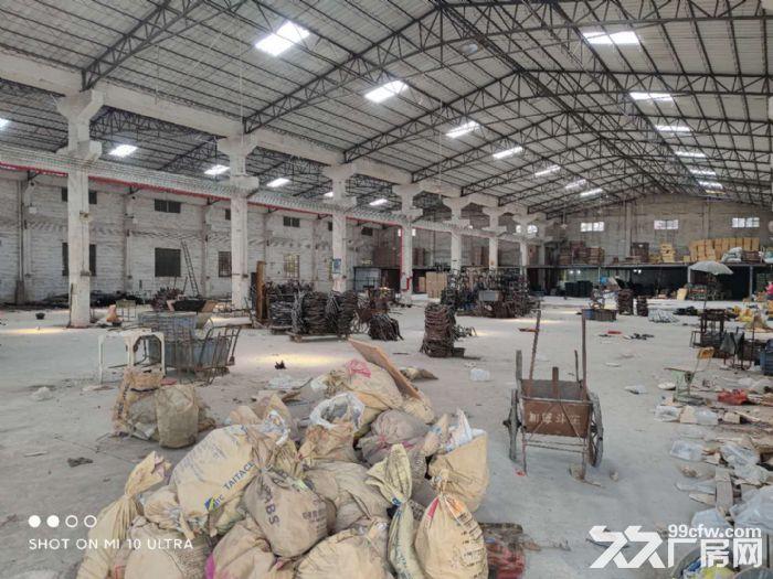 佛山市罗村务庄工业区4100平方带牛腿厂房出租-图(3)