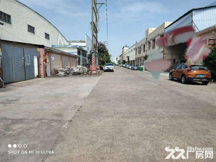 佛山市罗村务庄工业区4100平方带牛腿厂房出租-图(4)