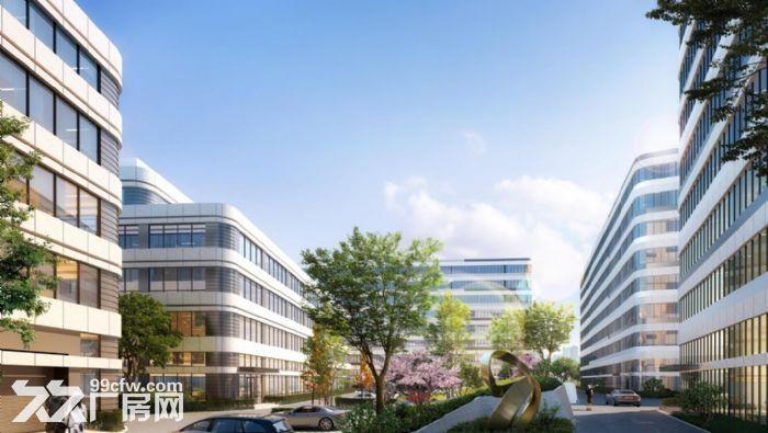 广佛一体化,多层独栋形象园区厂房出售,适合办公研发生产-图(1)